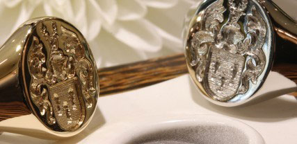 Signet & Gold Rings