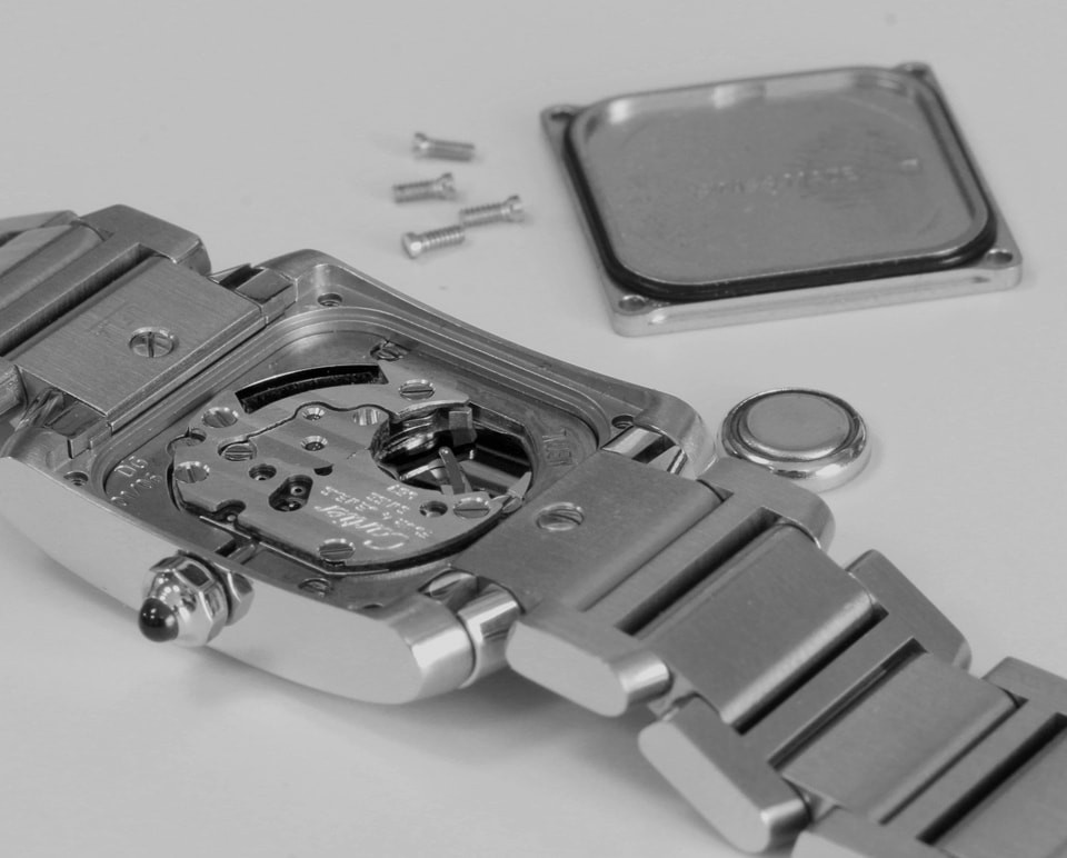 Watch Repairs & Accessories