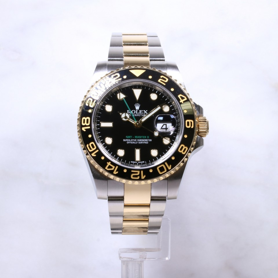 Rolex Submariner 50th Anniversary 16610LV