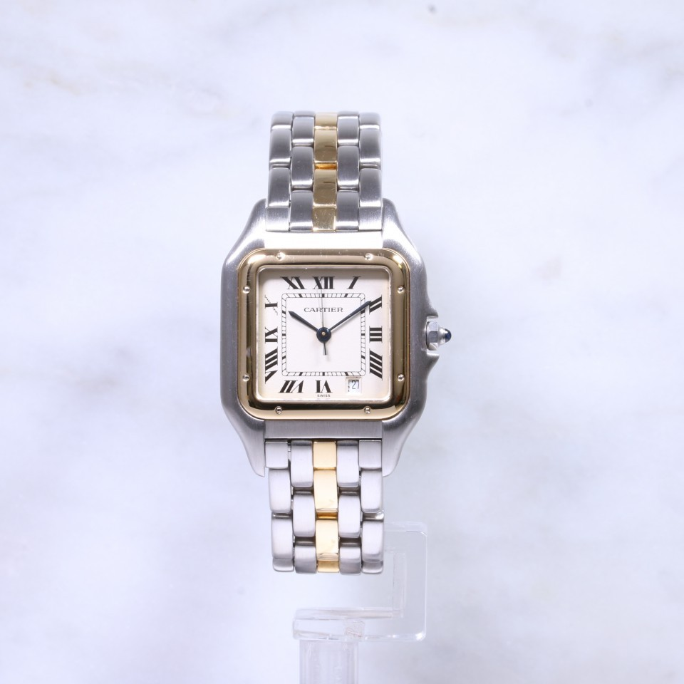 Cartier Panthere Midsize 110000R Steel & Gold