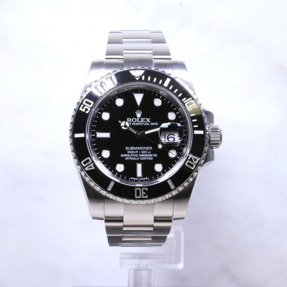 Rolex Submariner Steel Date 116610LN