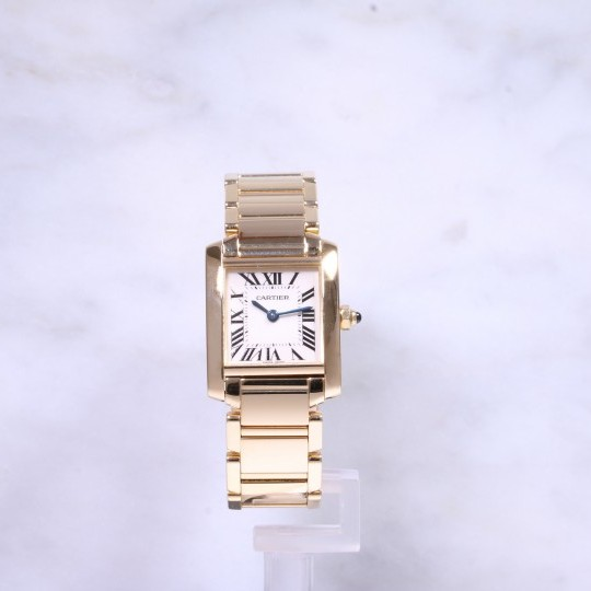 Cartier Tank Francaise W50002N2 Ladies