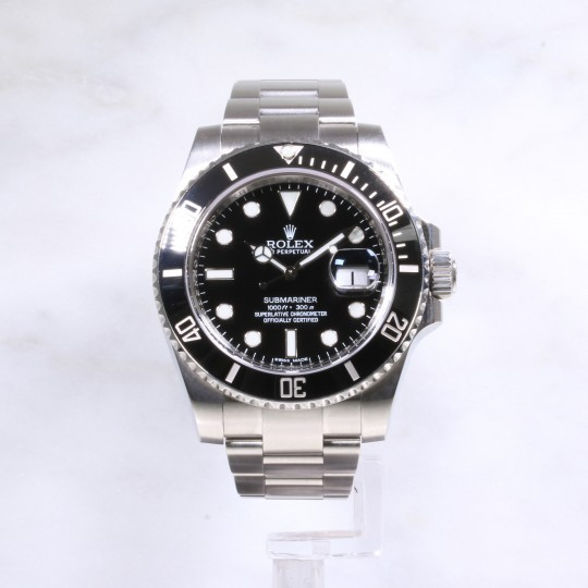 Rolex Submariner Date 116610LN Steel