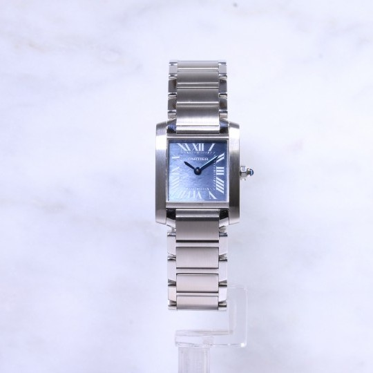 Cartier Tank Francaise Ladies W51034Q3