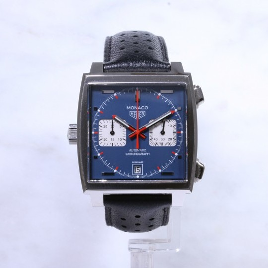 Tag Heuer Monaco Steve Mqueen Edition CAW211P