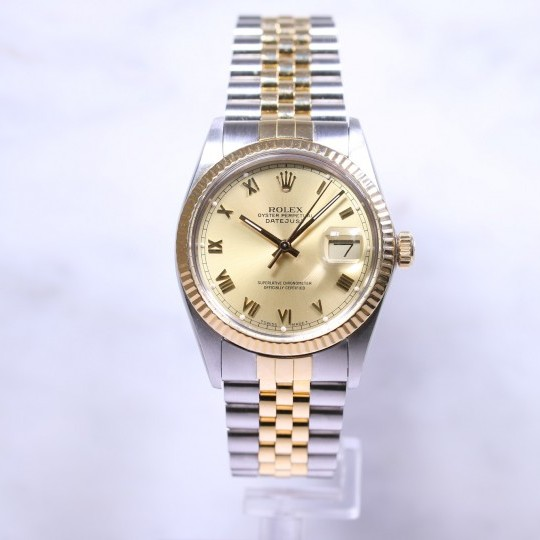 Rolex Datejust 116013 Steel & gold