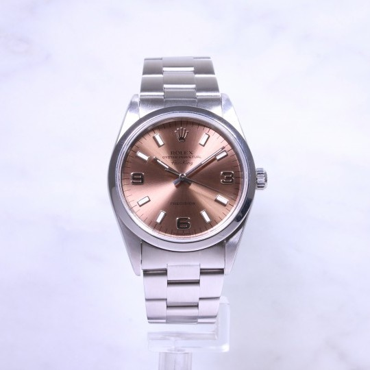 Rolex Air-King 14000 Steel