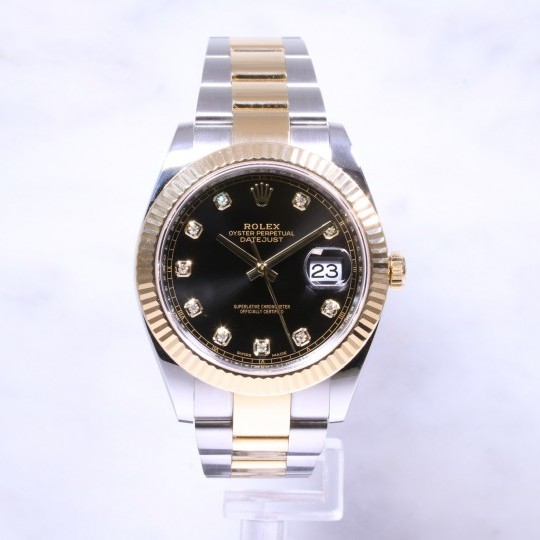 Rolex Datejust 41mm Steel & Gold 126333