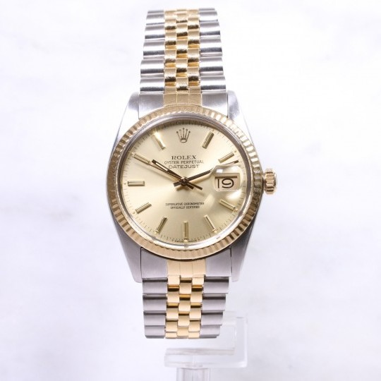 Rolex Datejust 36mm 16013 Steel & Gold