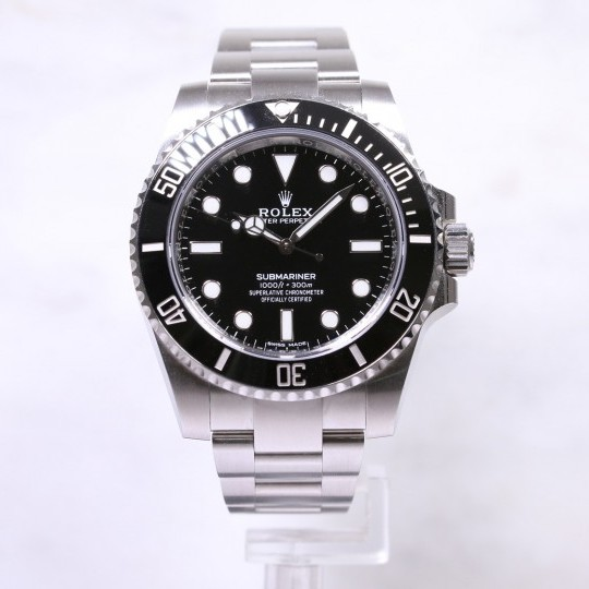 Rolex Submariner Steel Non-Date 114060