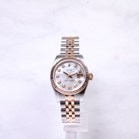 Rolex Datejust 179171 Mother Of Pearl Dial