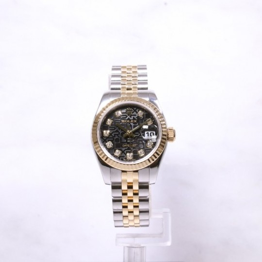 Ladies Rolex Datejust 179173 Steel & Gold