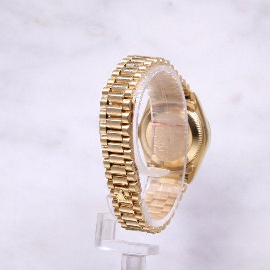 Rolex Datejust 18ct yellow gold 69178