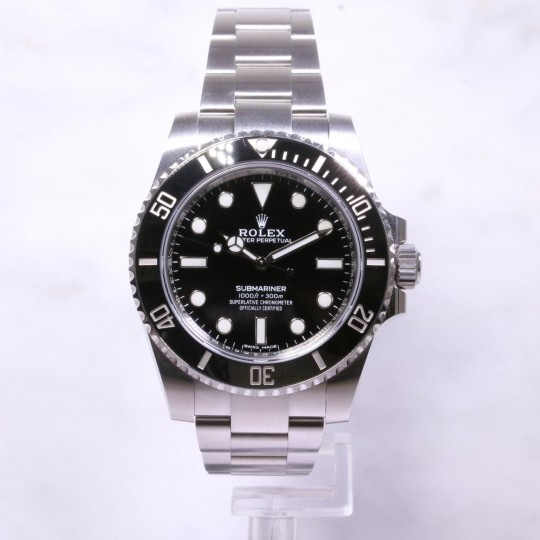 Rolex Submariner Non-Date Steel 114060