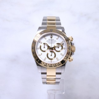 Rolex Daytona 116503 Steel & Gold
