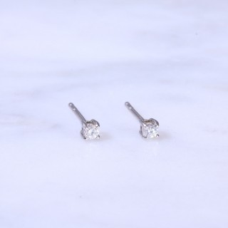 Diamond Ear Studs 0.10ct