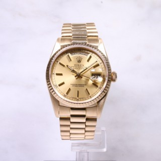 Rolex Day-Date 18238 18ct gold