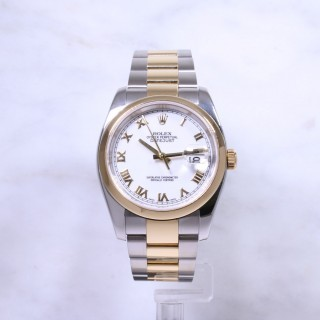 Rolex Datejust 116203 Steel & Gold