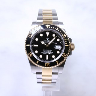 Rolex Submariner Steel & Gold 116613LN