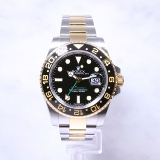 Rolex GMT-Master 2 Steel & Gold 116713LN