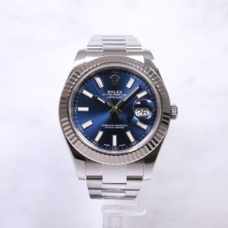 Rolex Datejust 2 41mm 116334 Blue Dial
