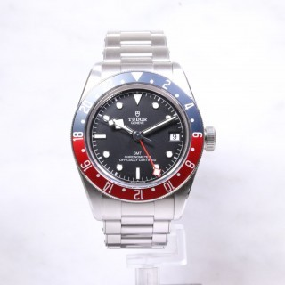 Tudor Heritage Black Bay GMT 'Pepsi' 79830RB