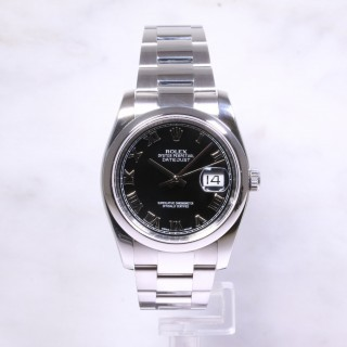 Rolex Datejust Steel 36mm 116200