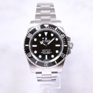 Unworn Rolex Submariner Non-Date Steel 114060